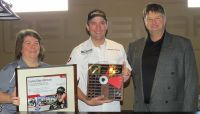 Dumoulin Awarded Gilles-Villeneuve Trophy