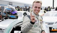 QUALIFYING: Klutt Earns First Pole