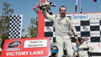 Klutt Makes His Way To First Win