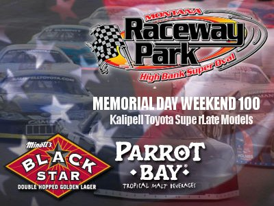 Late Models hit the Montana Asphalt this Saturday