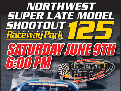 Northwest Late Model Shoot-out 125 at MRP
